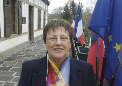 Christiane MOUGEL