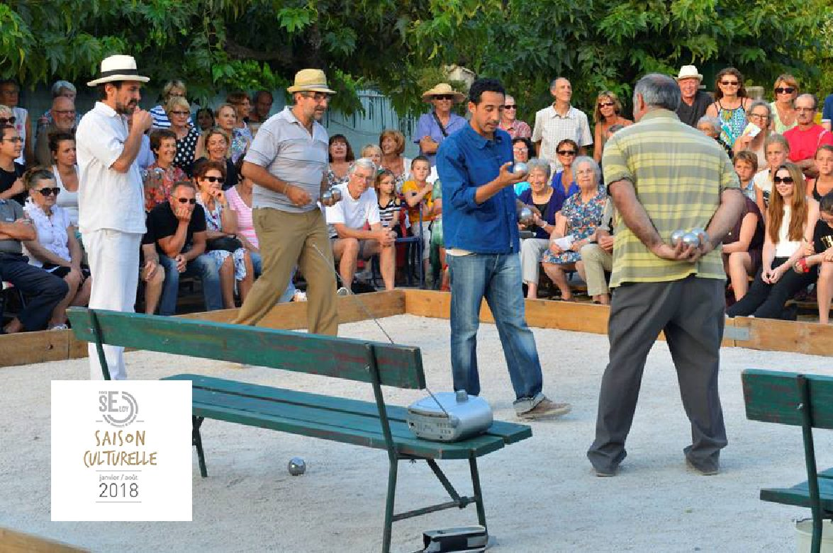 Les Pieds Tanqués : spectacle à Saint-Éloy-les-Mines