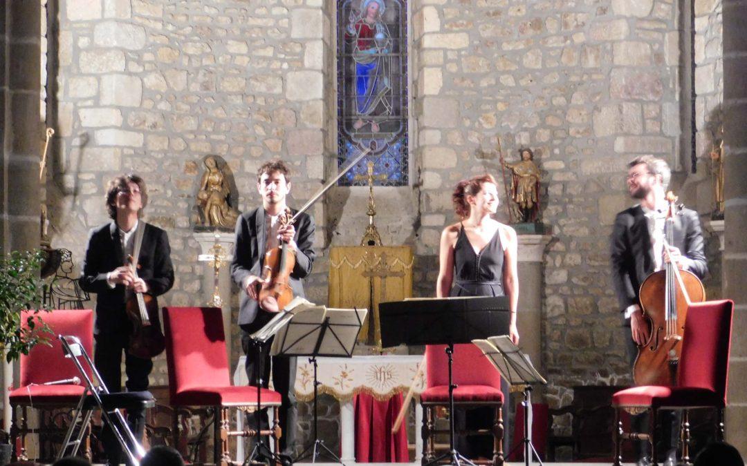 Fêtes Musicales de Pionsat : Rétrospective 2018